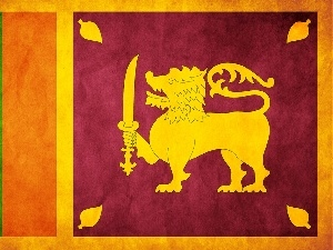 Member, Sir Lanka, flag