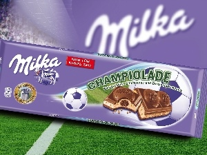 Milka, chocolate
