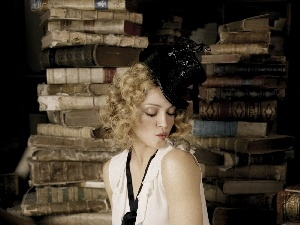 mouse, Books, Madonna, songster