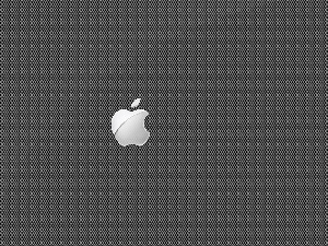 net, Gray, Apple, logo