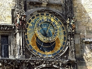 Orloy, Clock, Prague, Monument