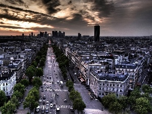 Paris, panorama