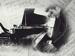 Pattinson, Piano, Robert