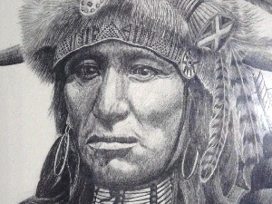 plume, Indian