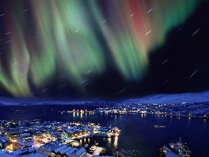 aurora polaris, Norway