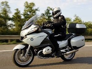 BMW R1200RT, Tourist