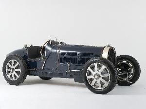 race, The historic car, Bugatti T51