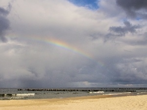 Great Rainbows, Beaches