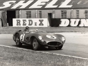 rally, Aston Martin DBR1