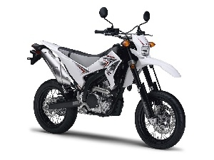 road, Yamaha WR 250X, tires