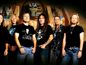 rock, musical, Iron Maiden, group