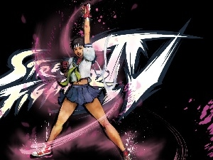 Sakura, Super Street Fighter IV
