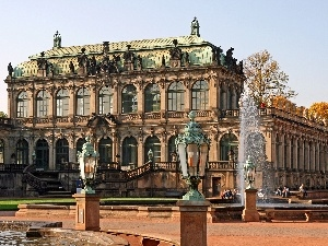 Schloss Zwinger, Germany, palace, Dresden