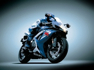 shacks, Suzuki GSX-R750