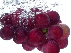 Grapes, spray, fresh