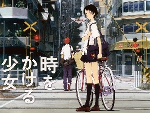Street, Bike, Toki wa Kakeru Shoujo