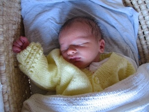 Sweater, Yellow, small, Bedding, boy
