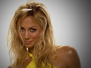 The look, Stacy Keibler