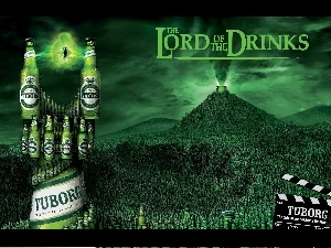 tower, Tuborg, commercial, beer