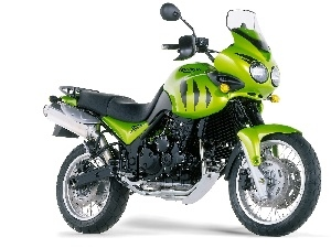 Triumph Tiger 955i, Glass, Green