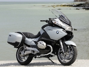 trunks, Side, BMW R1200RT