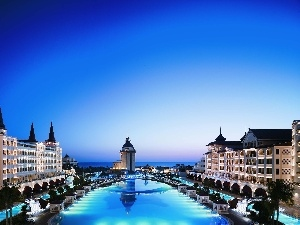 Turkey, Antalya, Luxury, Hotel hall