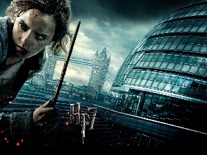 twig, London, Emma Watson, Harry Potter
