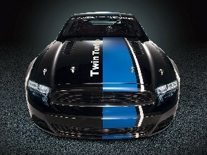 Concept, Twin-Turbo, Ford Mustang, Cobra Jet
