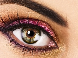 Make-Up, eye