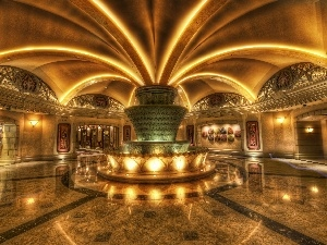 Las Vegas, MGM Grand, interior, USA, hotel