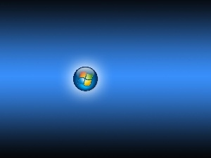 windows, Vista, logo