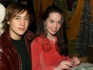 William Moseley, Actors, Anna Popplewell