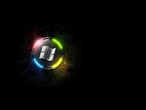 logo, Windows 7
