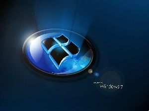 Windows 7, roundel, logo