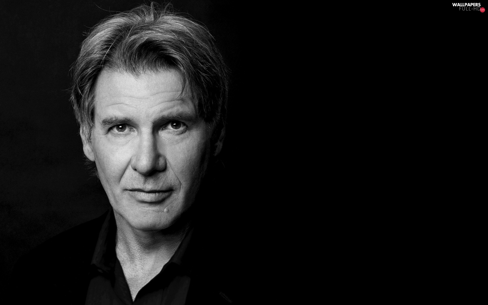 actor, portrait, Harrison Ford