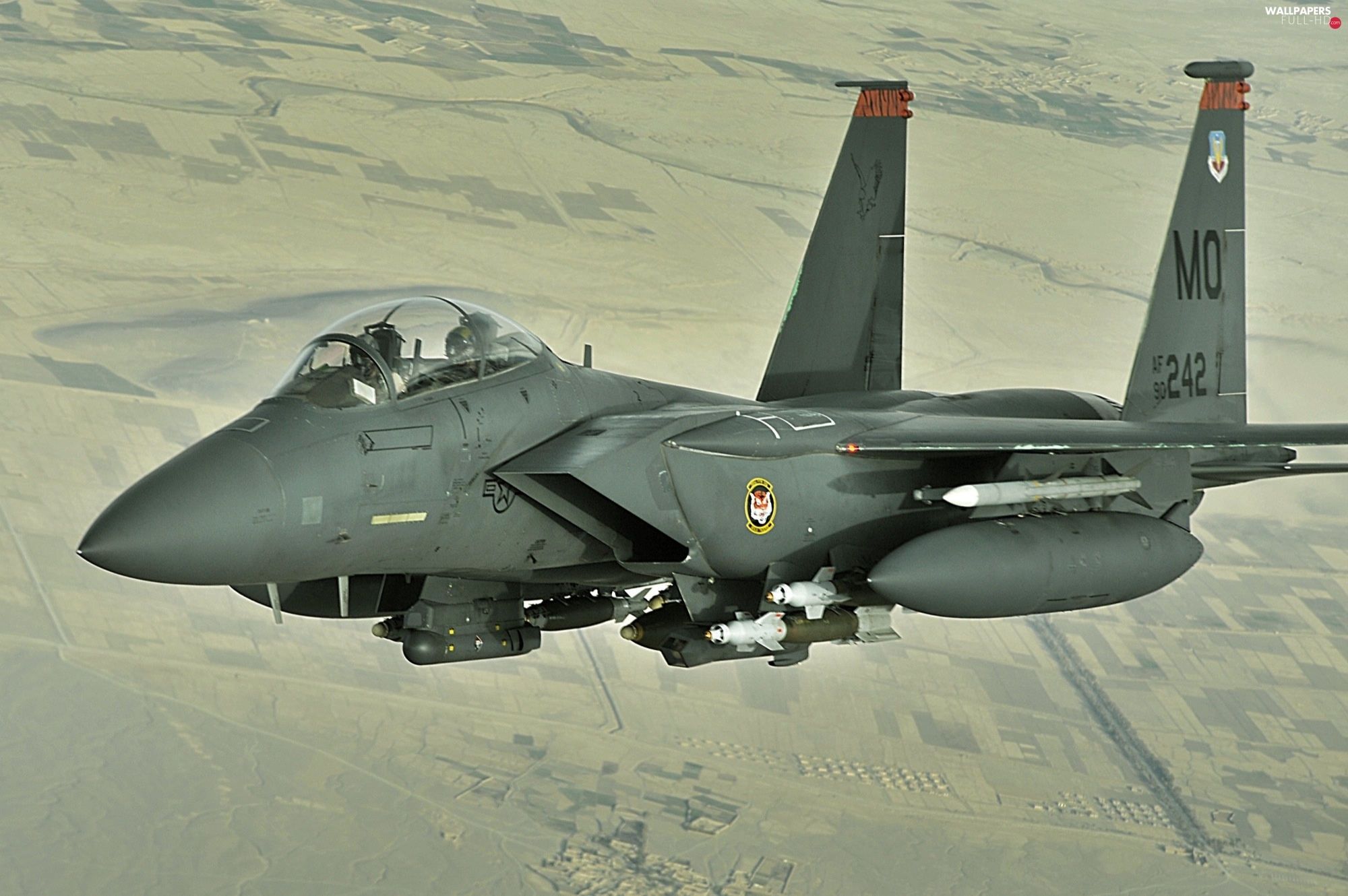 Afganistan, F-15 Strike Eagle