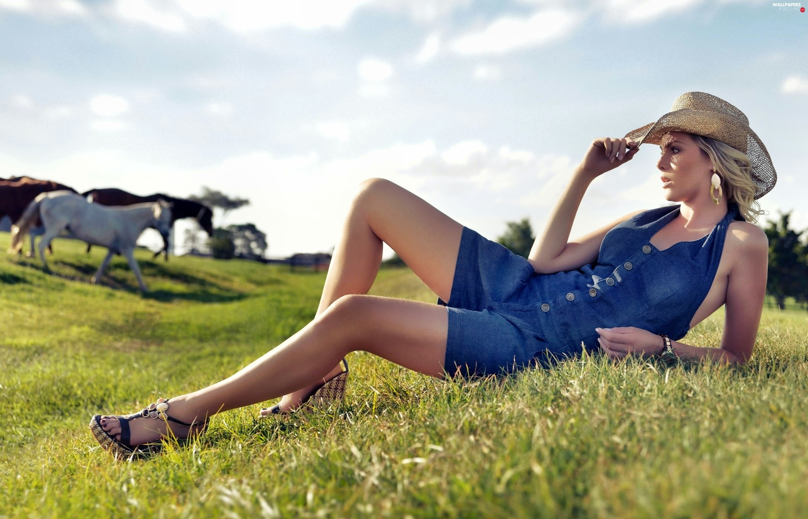 bloodstock, Meadow, Ana Hickmann, model