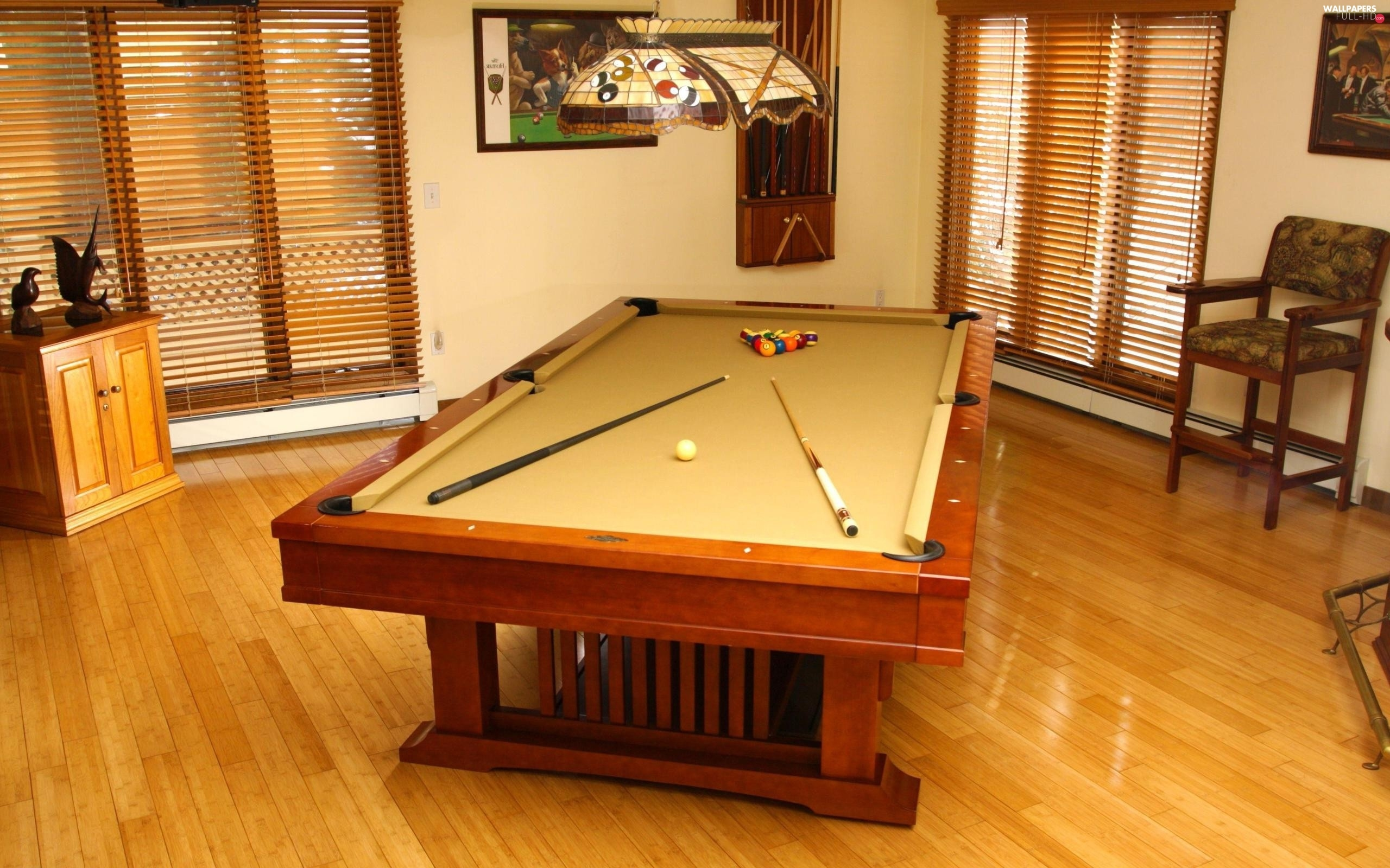 billiards, Chair, Space