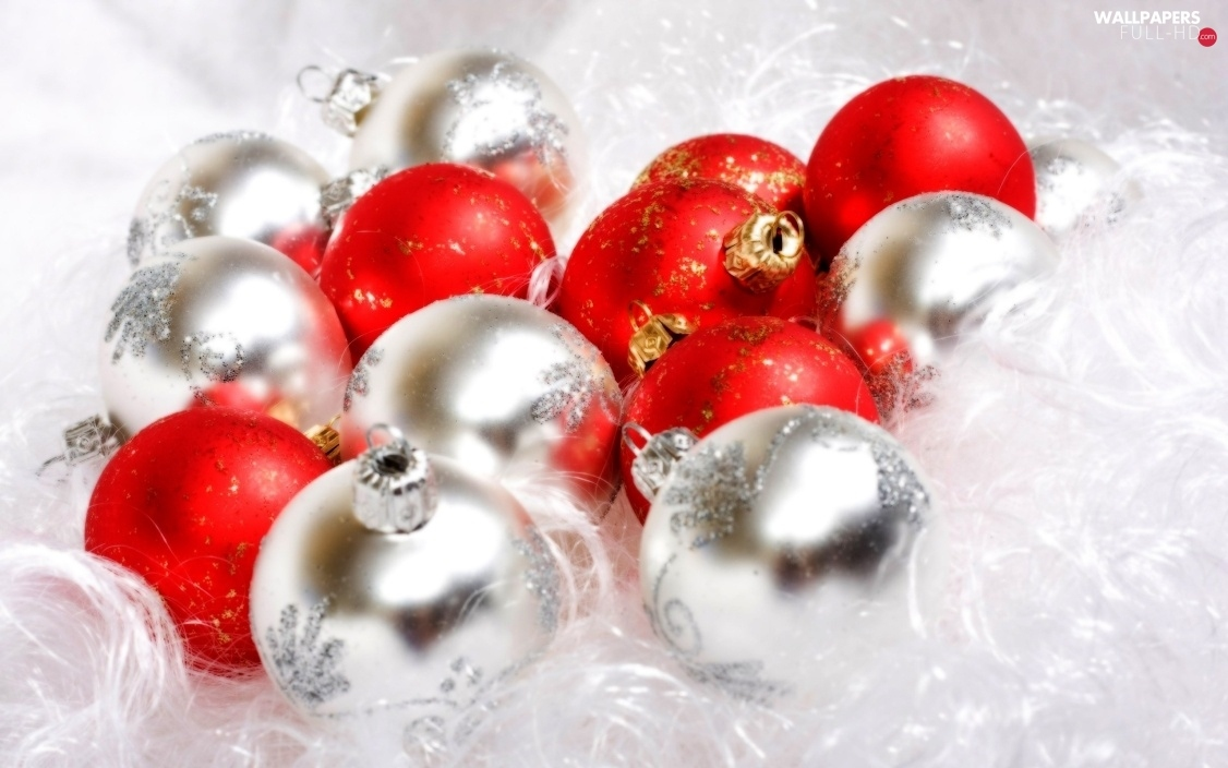 Christmas, baubles