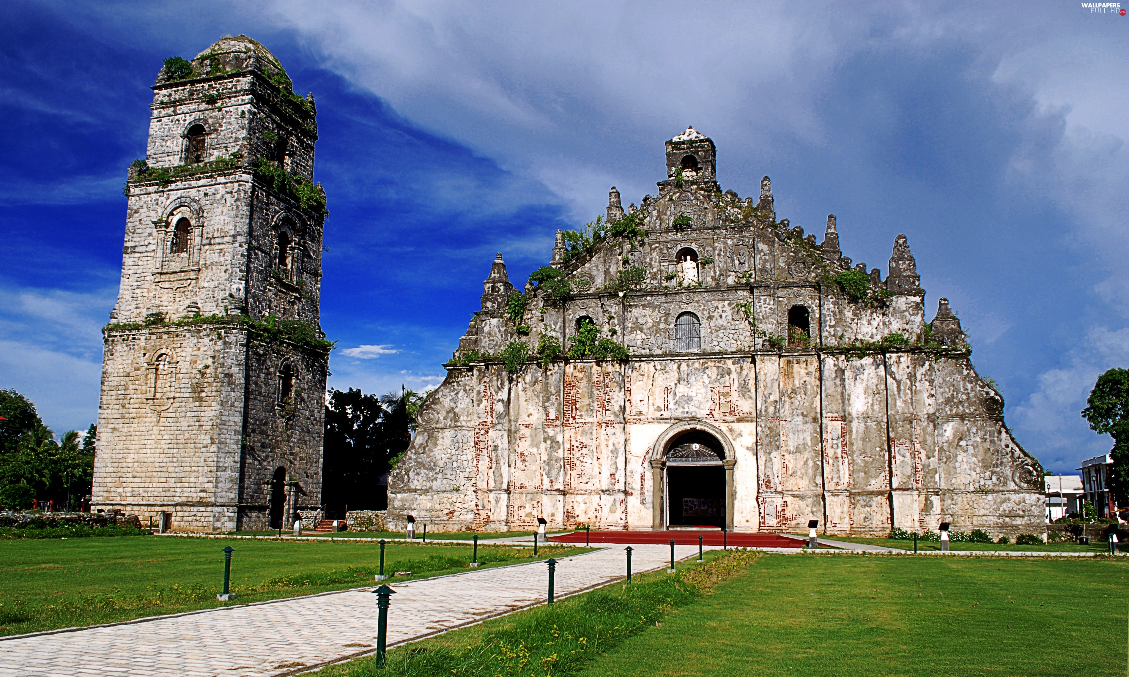 antique, Church, Philippines