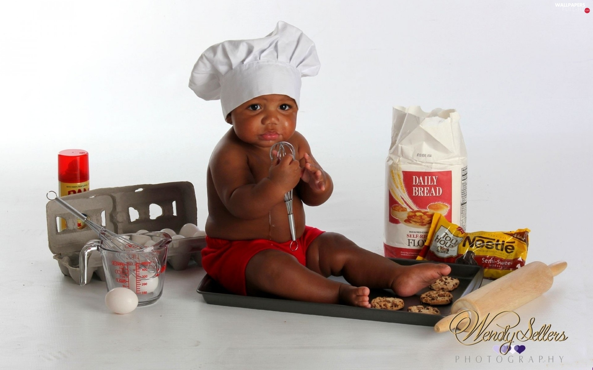 cook, small, dark-skinned, Kid
