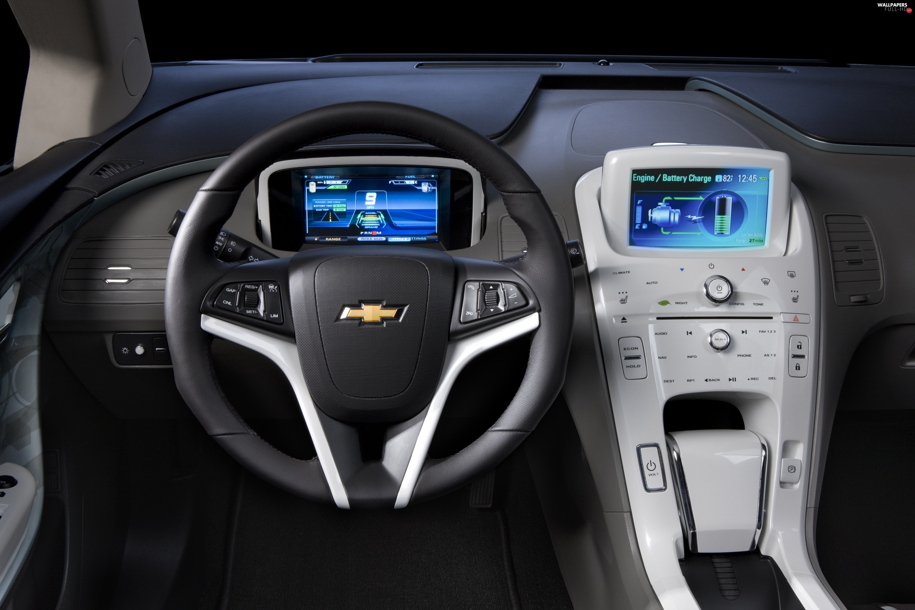 electric, Drive, Chevrolet Volt, driver