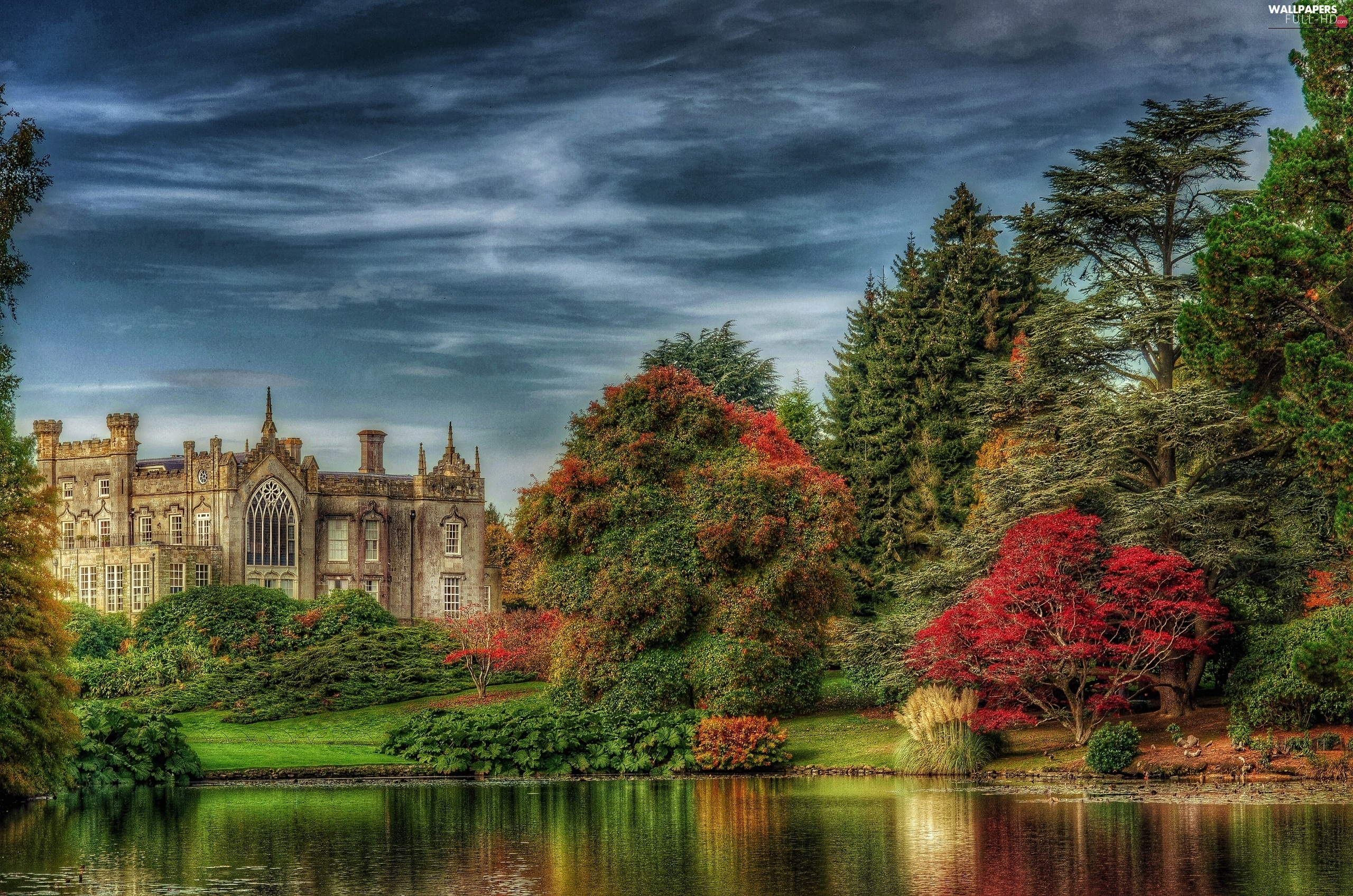 HDR, Great Britain, Sheffield Park