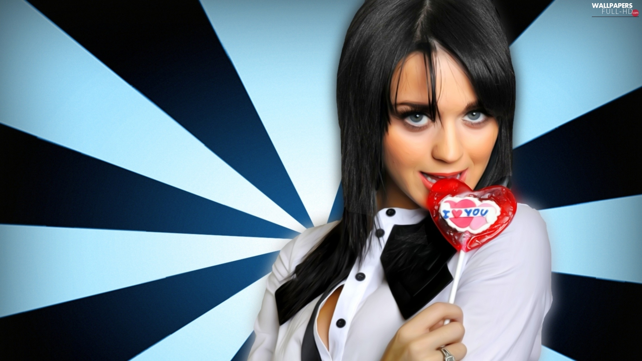 Katy Perry, Lollipop, Women