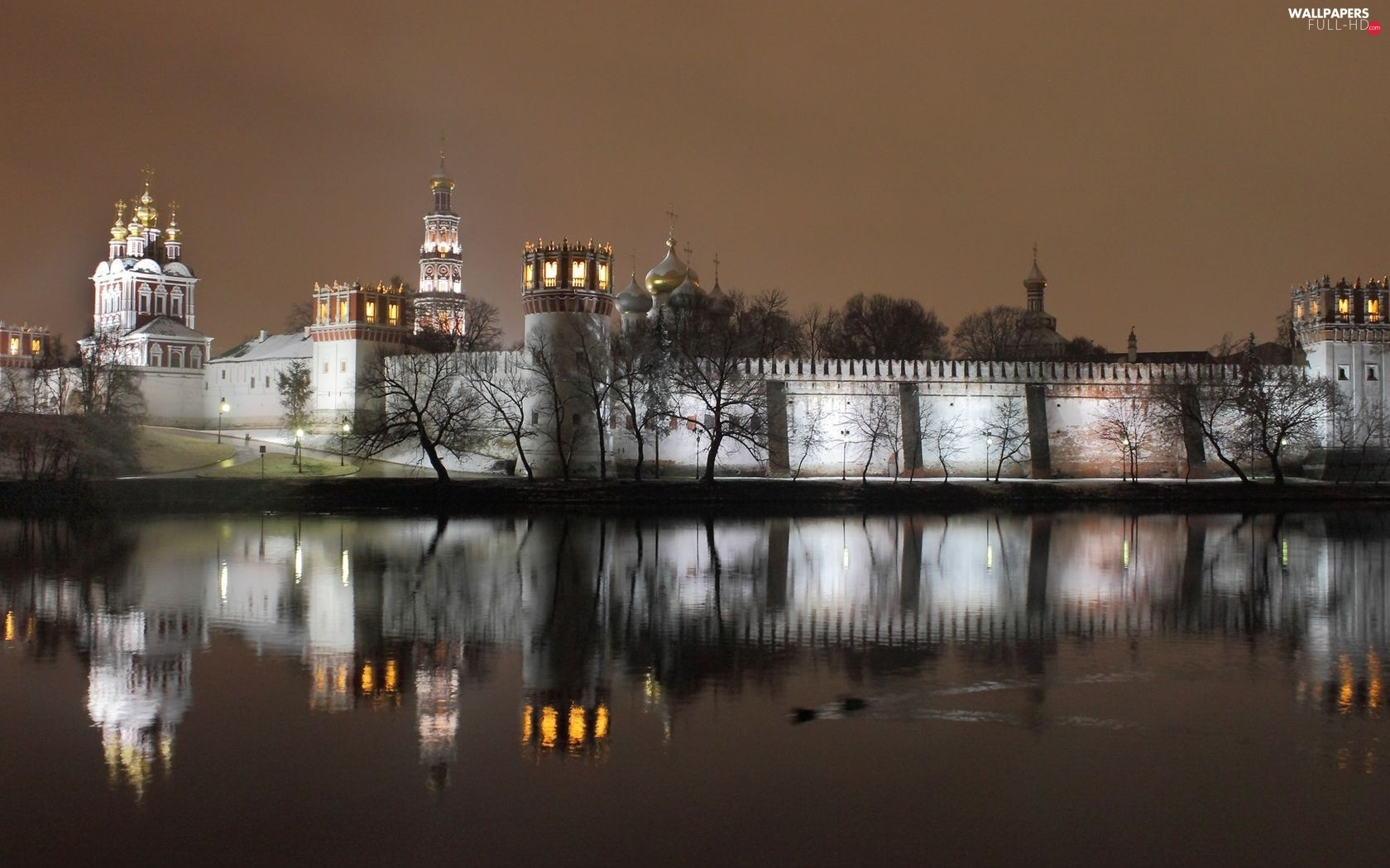 Moscow, Novodevichy Monastery, Russia