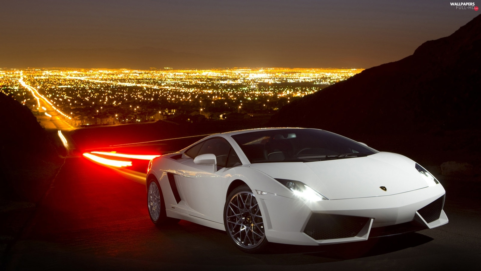 Way, LP560, White, Lamborghini Gallardo